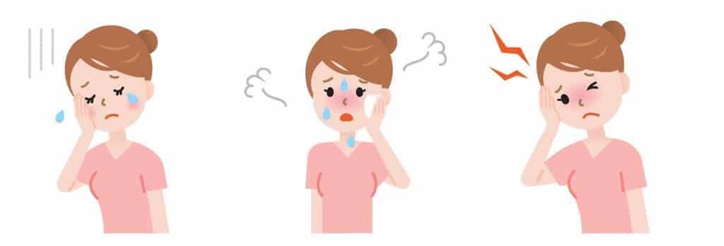 Wechseljahre Symptome Frau
