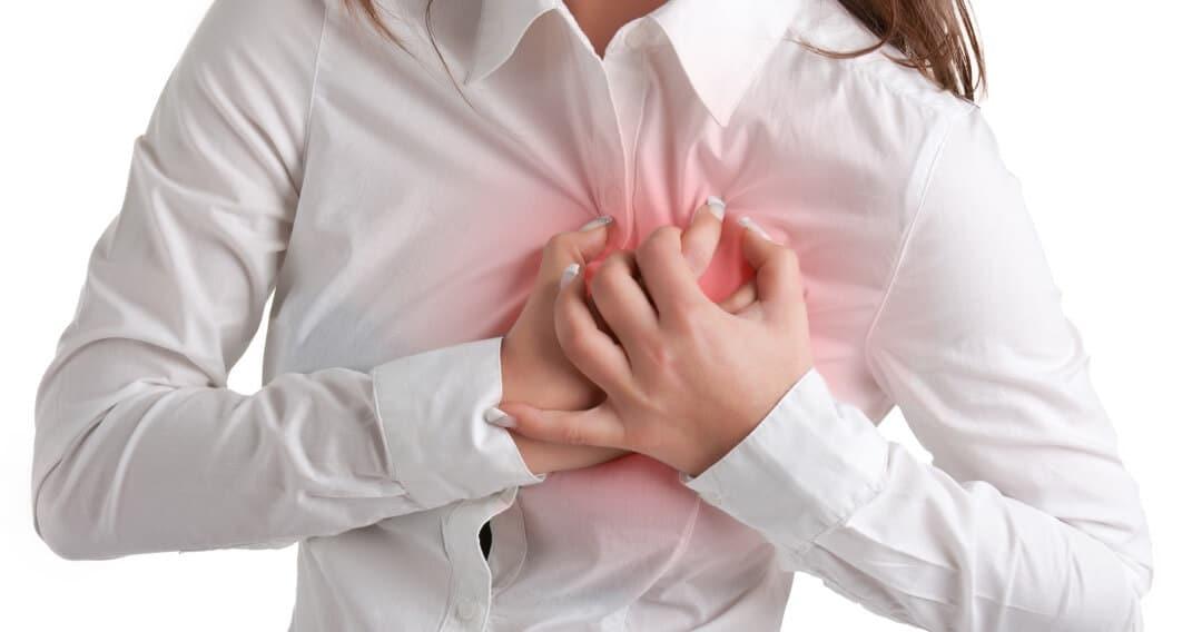 Herzrasen Wechseljahre